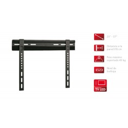 "SOPORTE PARED ABATIBLE PARA TV  DE 23"" A 37"""