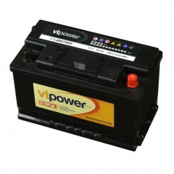 BATERIA  VT POWER 12V 80AH 720A