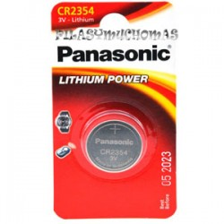 PILA CR2354 PANASONIC DE BOTON DE LITIO
