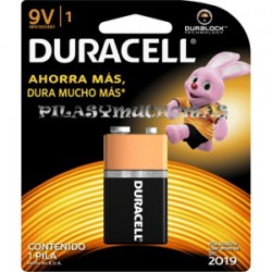 PILA DURACELL PLUS POWER LR09 9V
