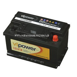 BATERIA  VT POWER 12V 75AH 680A