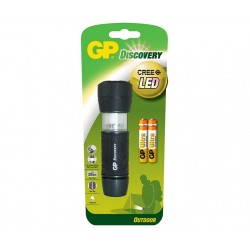 LINTERNA GP DISCOVERY LED WORK
