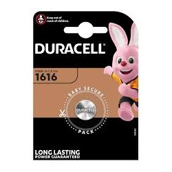 Pila de Litio Duracell CR1616 3V
